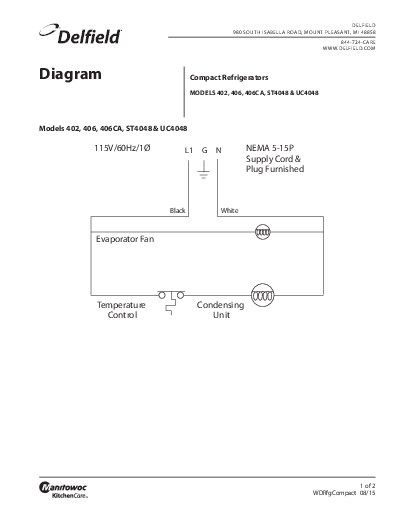 4 pin compact fluorescent wiring diagram delfield - product compact refrigerator wiring diagram