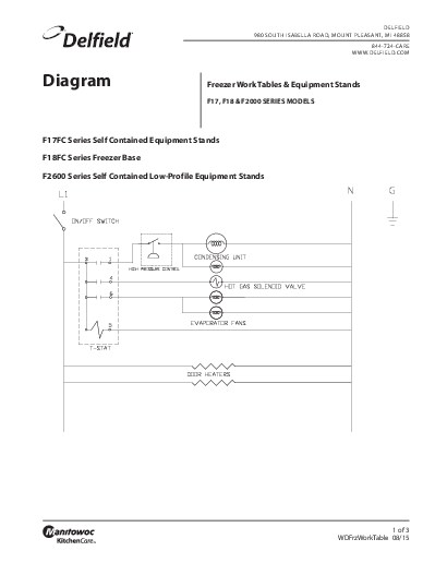 delfield product water heater wiring diagram delfield refrigerator wiring diagram #10