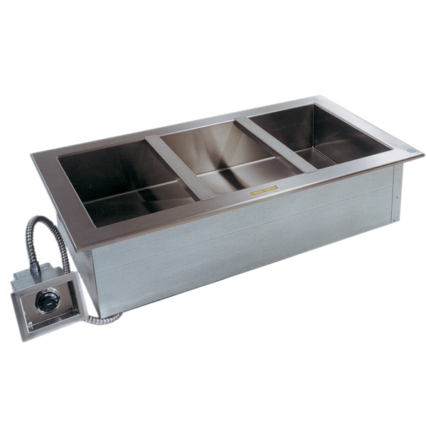 Delfield Hot Food Tables - Wells steam table parts
